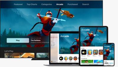 Apple Arcade遊戲內測 蘋果員工搶先試玩!