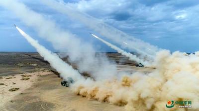 中國飛彈 可癱瘓西太美軍基地