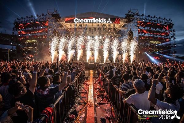 2021年首場電音趴!Creamfields奶油田1月回歸大佳河濱公園