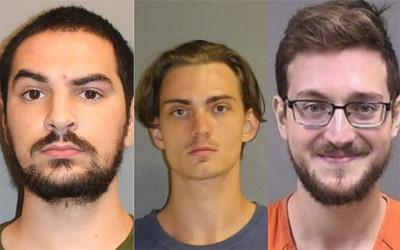美警逮3名「企圖發動」槍案嫌犯