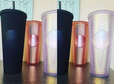 用這個裝水比較好喝!鉚釘+黑魂呈現哥德元素