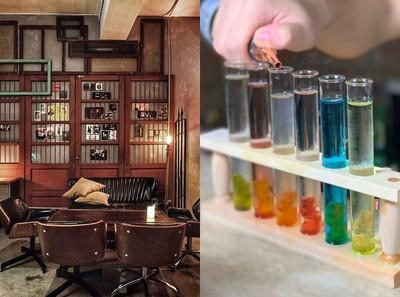 推薦台北6間特色調酒酒吧