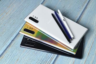 疑似三星Galaxy Note 10 Lite跑分曝光