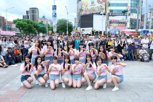 ▲▼ AKB48 Team TP。(圖/好言娛樂提供)