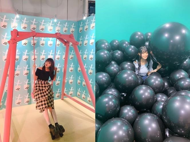 ▲東京珍奶樂園。(圖/翻攝自Twitter)