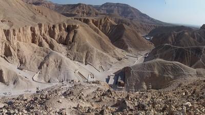 重見天日是意外!「圖坦卡門陵墓」埋藏三千年 全靠考古學家賭一把