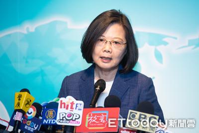 蔡英文緬懷823:沒有當年浴血奮戰 沒有今天民主的中華民國台灣