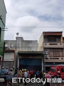 台南六甲民宅火警 男涉縱火強制送醫