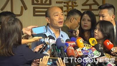 韓國瑜追蹤器風波 局長打臉潘恒旭、藍議員