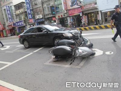 台南中西區7月份車禍264件323人受傷