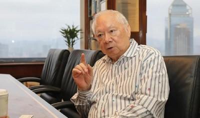 胡應湘:縱容暴力有法不依 香港必定走向衰落