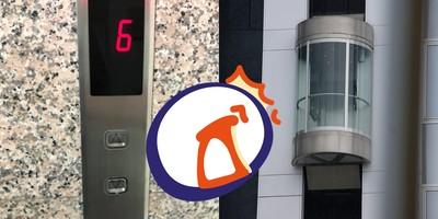 電梯上下按鍵吵6年 達人曝正解