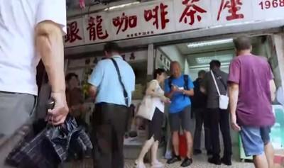 支持警察!香港茶餐廳闆娘:絕不後悔