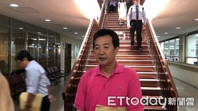 費鴻泰評陳菊「誆騙災民」 獲判無罪