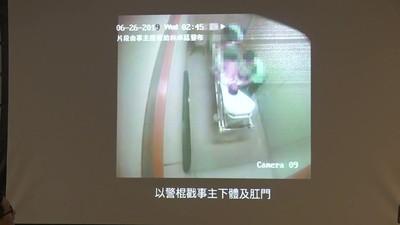 香港議員爆涉襲警醉翁 被打下體染尿衣蓋臉