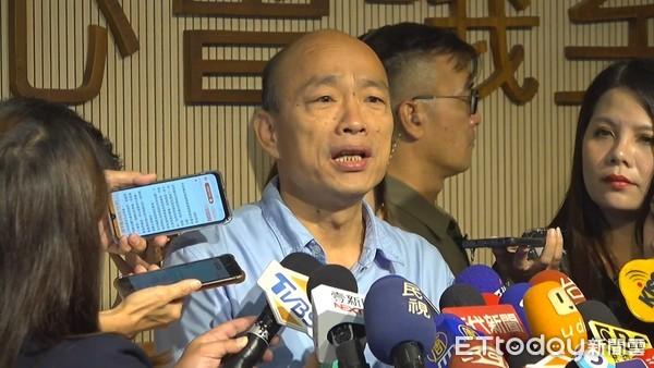 自爆遭國家機器裝「追蹤器」監控 韓國瑜「展開反擊」決定開吉吳建鴻