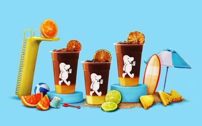 限時2週「好友包色價」2杯139元!cama café「水果冷萃咖啡」熱銷