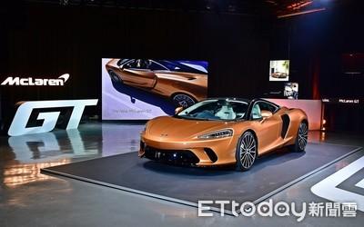 麥拉倫GT「1,260萬元」在台上市