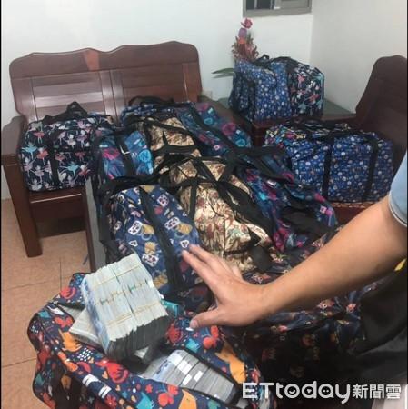快訊/「低調善人夫妻」涉洗錢 家中2.4億現金塞爆!法官當庭釋放