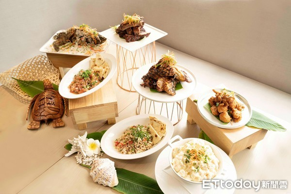 關島美食、大馬美食吃到飽 飯店Buffet用異國美食節來吸客