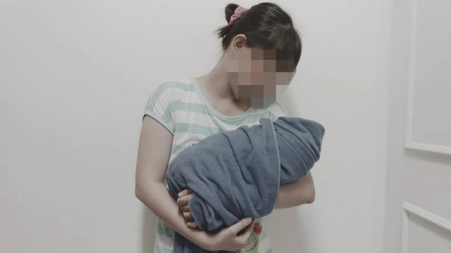 產後因「肺栓塞」突猝死!母放不下父子 徘徊醫院:寶寶還好嗎?