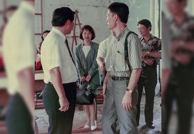 盧秀燕25年前美照曝!相片竟藏神秘亮點