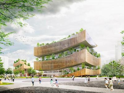 2021年完工!全台最美圖書館在桃園