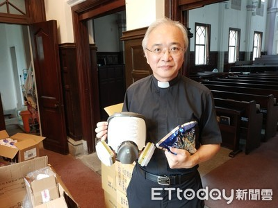 濟南教會成援港物資「集散地」