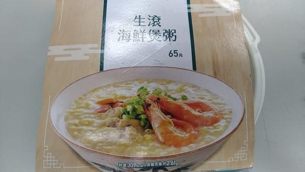 「超商海鮮粥」真的有蝦!照片實物0誤差…鮮甜像現煮 鄉民激推高CP值