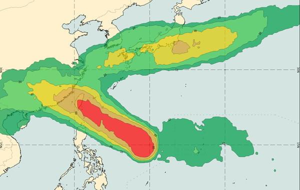 影/白鹿颱風最快下午生成…周末直撲台灣?關鍵2重點曝光 賈新興說話了