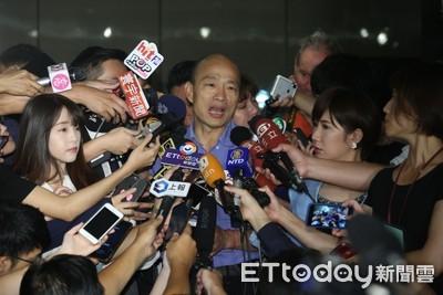 韓國瑜重申核四必須重啟 強調「兩個前提」