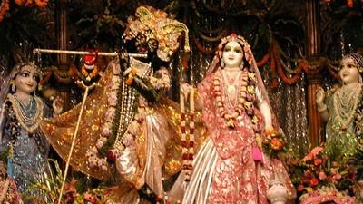 娶一萬六千個老婆 印度傳奇英雄「奎師那」 是女人就想與他纏綿
