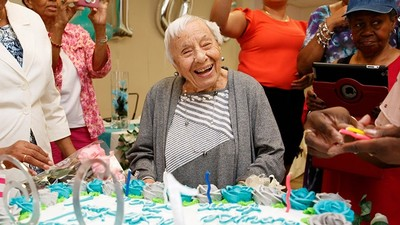 「婚姻減少壽命!」107歲嬤享受單身一百年 長壽秘訣:不要嫁人