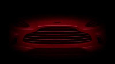 Aston Martin DBX預告今年底亮相