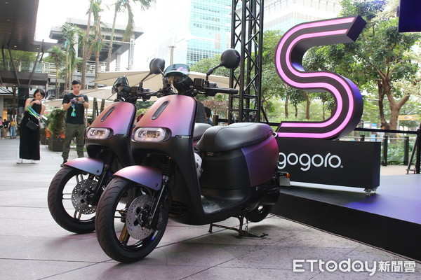 快訊/Gogoro S2 ABS正式發表!71980元起下雨騎車更安全
