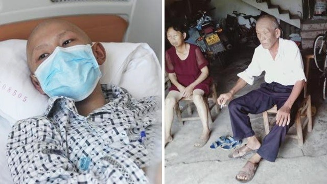 「死了這一個沒差」血癌長孫月花百萬治療 阿公心繫其他兒孫,拒絕幫忙