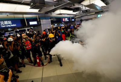 港鐵急出新規:再遇暴力可停止服務