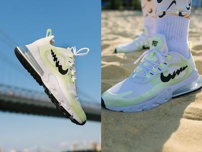 Nike攜手心理醫師推健康鞋款