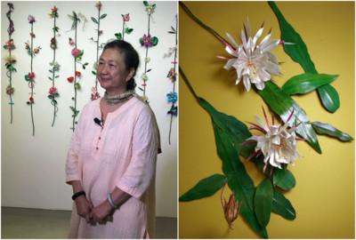 快失傳!她70歲投身纏花工藝20年
