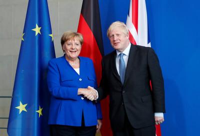 梅克爾:脫歐協議30天也能有結果
