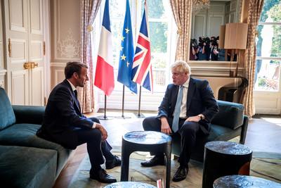 馬克宏同意 英脫歐30天解決期