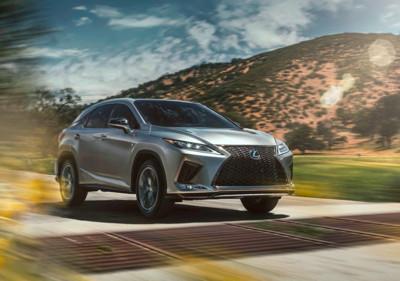 北美消費者滿意度調查Lexus第1