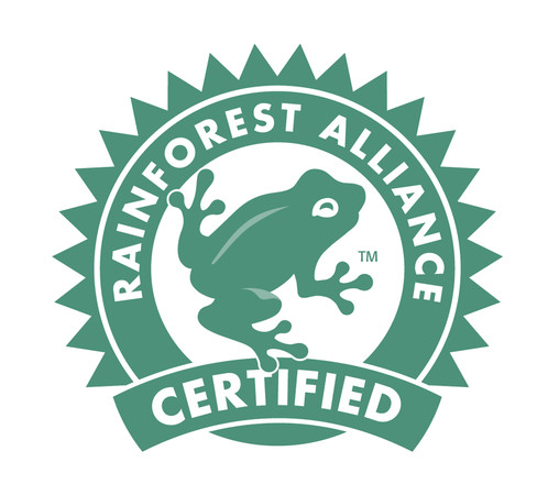 ▲▼雨林聯盟認證「Rainforest Alliance Certified™」(圖/翻攝自Rainforest Alliance網站)