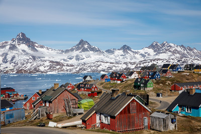 托川普的福 格陵蘭觀光瀏覽量暴增1200%