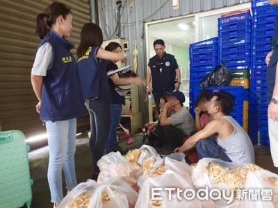 移民署查處逾期外來人口越南最多