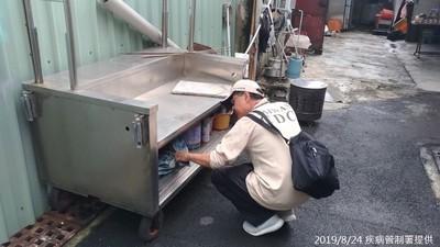 台南又冒登革熱!東區30多歲男自主檢驗確診「因高雄姐姐在老家染病」