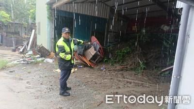 米塔颱風接近台灣 水保局籲民眾勿前往山區
