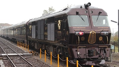世界最難預約!奢華九州「七星號列車」 靠JR九州會長待客術人人搶搭