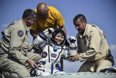 NASA:正在調查第一起太空犯罪