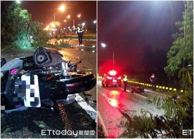 颱風夜倒塌路樹殺人 爸淚:他血流到乾